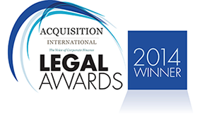 Legal Awards 2014